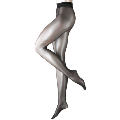 Falke Black Pure Matte 20 Denier Transparent Matte Tights
