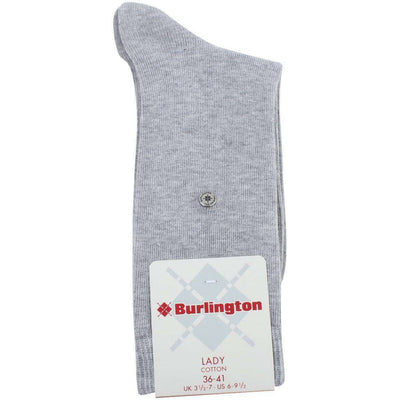 Burlington Grey Lady Socks