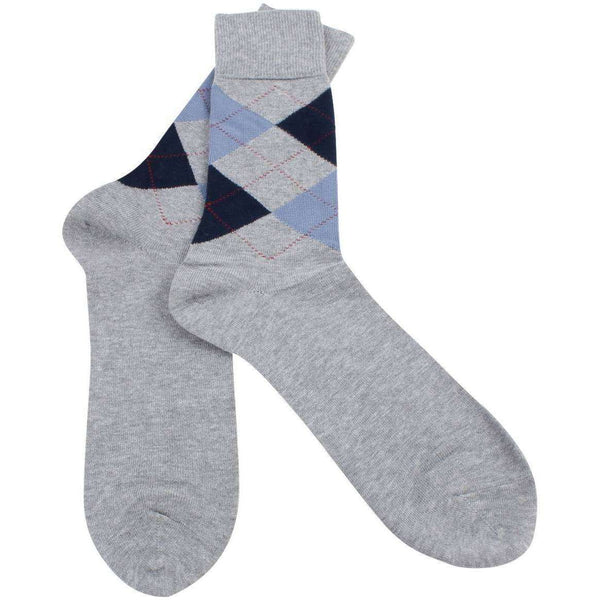 Burlington Grey King Socks