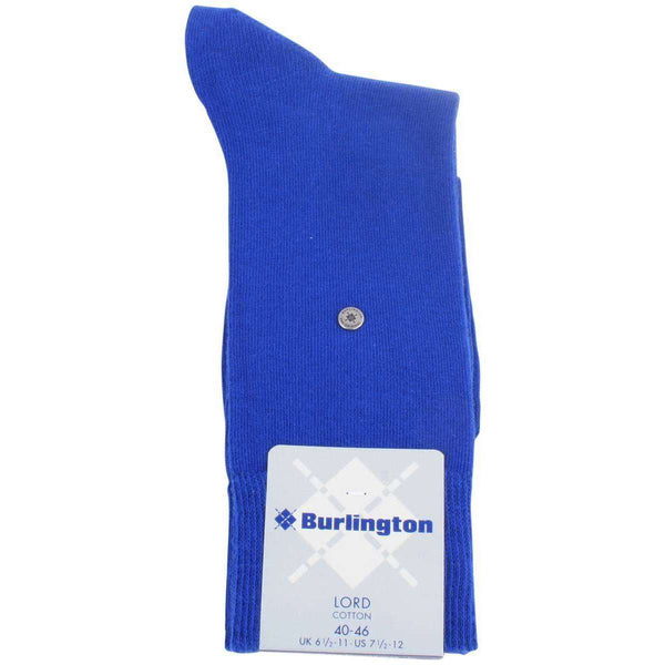 Burlington Blue Lord Socks