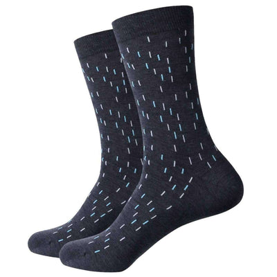 Bassin and Brown Grey Mini Line Socks