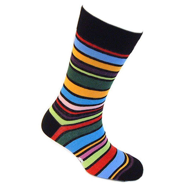 Tyler and Tyler Multi-colour Spectrum Socks