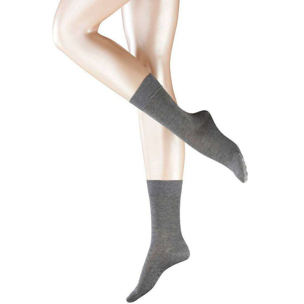 Falke Grey Sensitive Malaga Socks