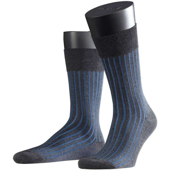 Falke Grey Shadow Socks