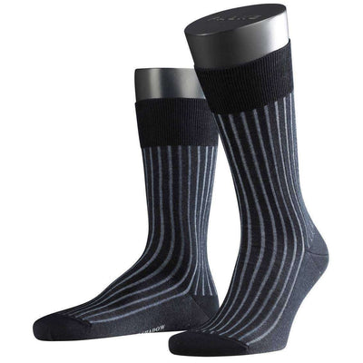 Falke Navy Shadow Socks