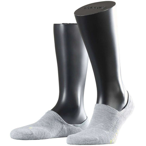 Falke Grey Cool Kick Invisible Shoe Liners