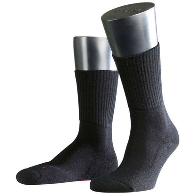 Falke Black Walkie Light Socks