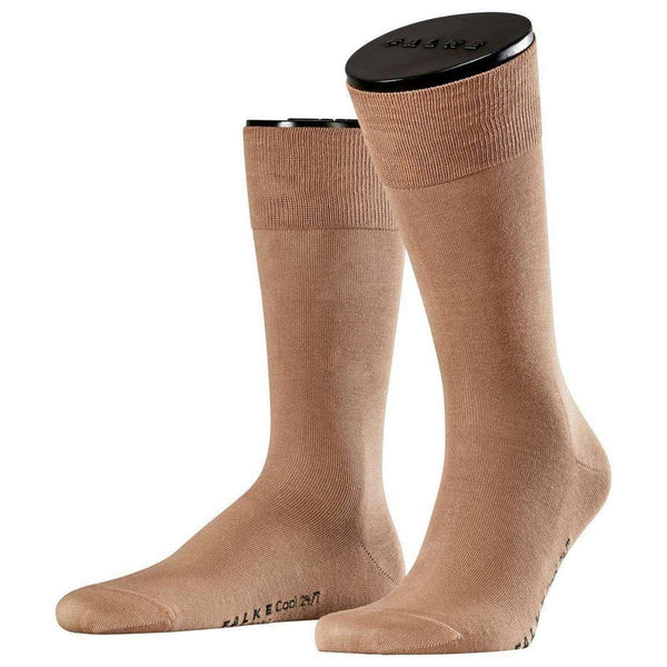 Falke Brown Cool 24/7 Socks