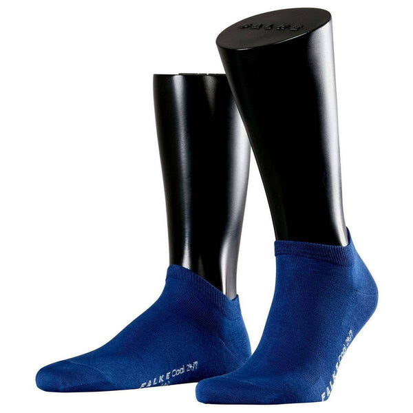 Falke Blue Cool 24/7 Sneaker Socks