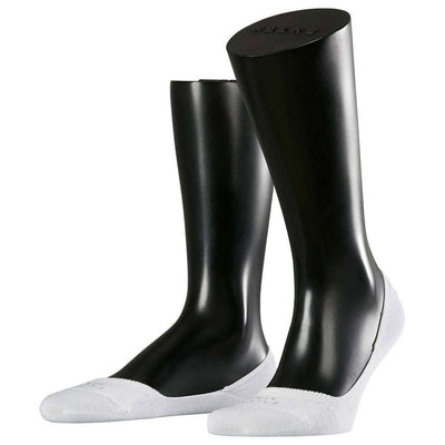 Falke White Cool 24/7 Invisible Shoe Liners