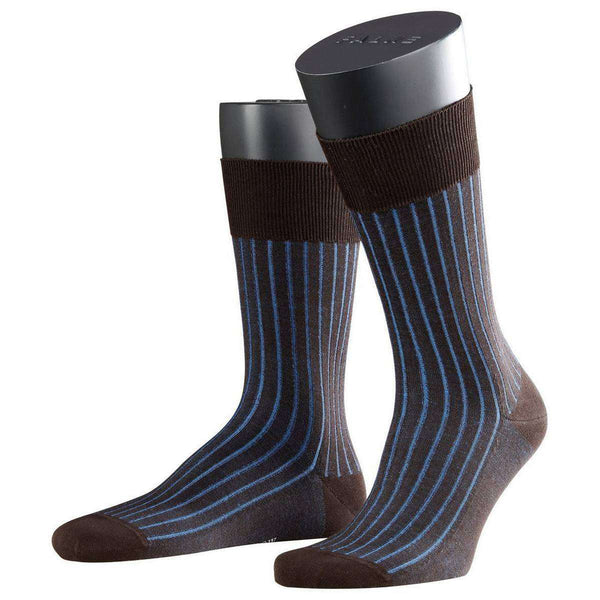 Falke Brown Shadow Socks