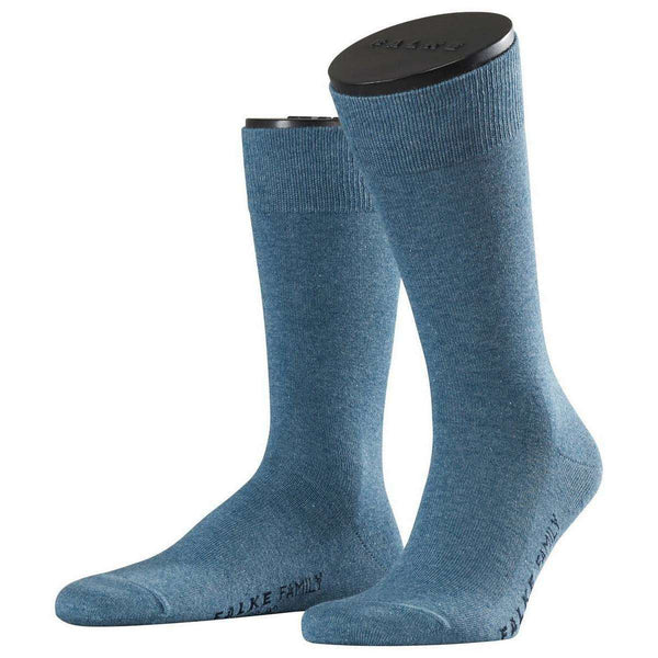 Falke Blue Family Socks