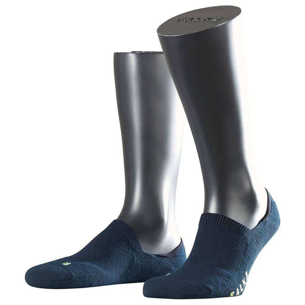 Falke Navy Cool Kick Invisible Socks