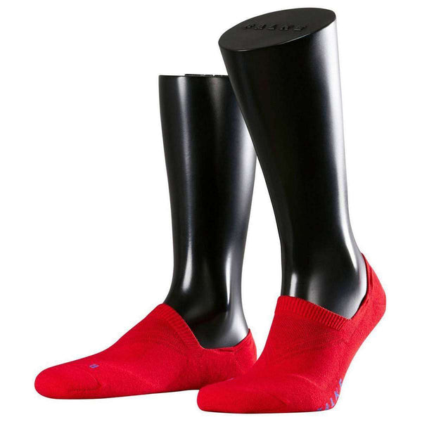 Falke Red Cool Kick Invisible Socks
