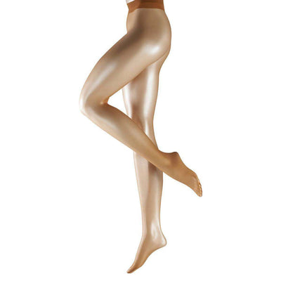 Falke Tan Shelina Ultra-Transparent Shimmer 12 Denier Tights