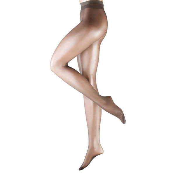 Falke Grey Pure Matte Transparent 20 Denier Tights