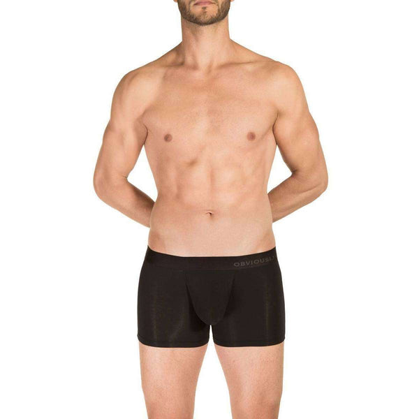 Obviously Black PrimeMan AnatoMAX Boxer Brief 3inch Leg