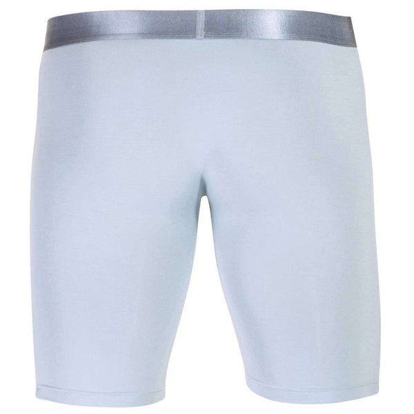 Obviously Silver PrimeMan AnatoMAX Boxer Brief 9inch Leg