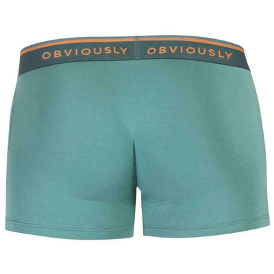 Obviously Green EveryMan AnatoMAX Boxer Brief 3inch Leg