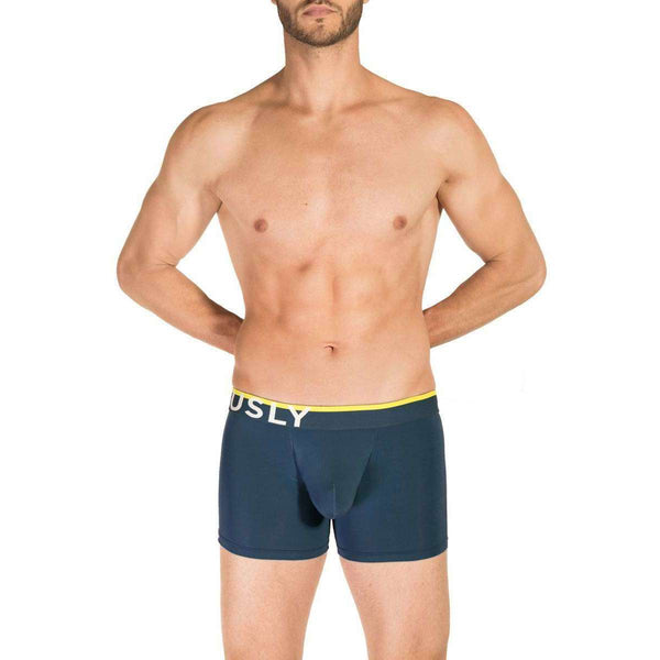 Obviously Navy EveryMan AnatoMAX Boxer Brief 3inch Leg