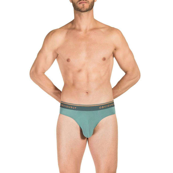 Obviously Green EveryMan AnatoMAX Brief