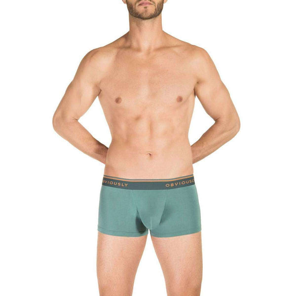 Obviously Green EveryMan AnatoMAX Trunk