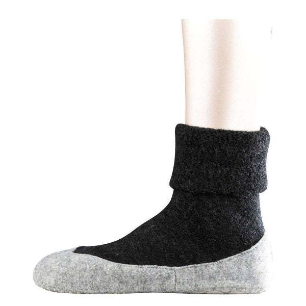 Falke Grey Cosyshoe Slipper Socks