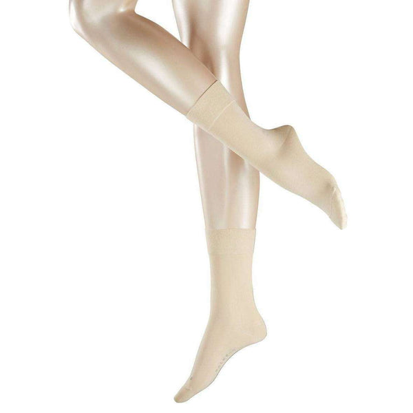 Falke Cream Sensitive Granada Midcalf Socks