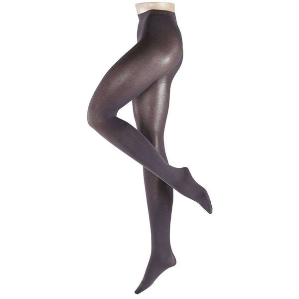 Esprit Grey Cotton Tights