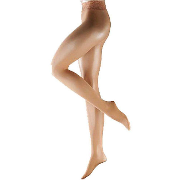 Falke Tan Sensation Transparent 20 Denier Seamless Tights