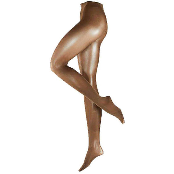 Falke Brown Matte Deluxe Transparent 30 Denier Matte Tights