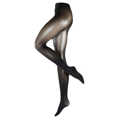 Falke Black Matte Deluxe Transparent 30 Denier Matte Tights