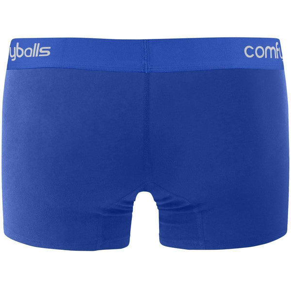 Comfyballs Blue Regular Boxers