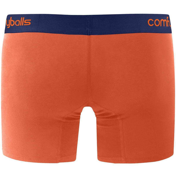 Comfyballs Orange Long Boxers