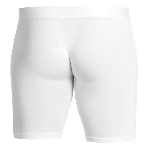 Obviously White PrimeMan AnatoMAX Boxer Brief 9inch Leg