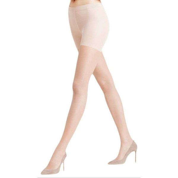 Falke Beige Shaping 8 Den Invisible Deluxe Matte Tights