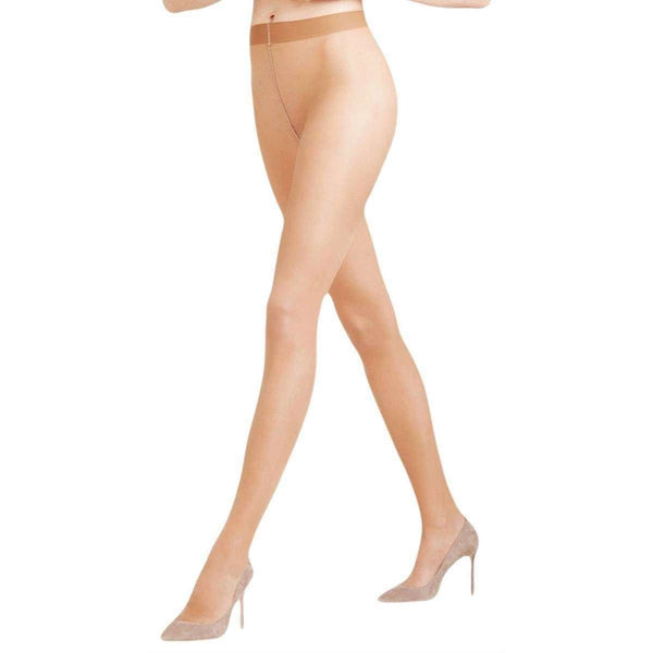 Falke Tan Seidenglatt 15 Den Transparent Shining Tights