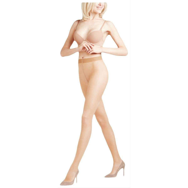 Falke Gold Seidenglatt 15 Den Transparent Shining Tights