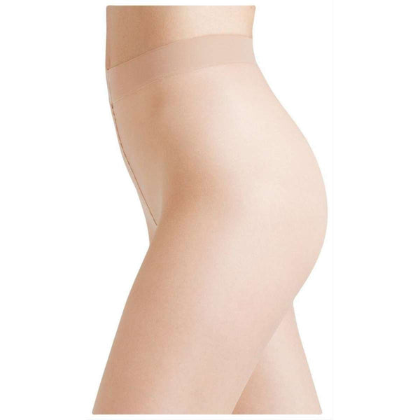 Falke Beige Seidenglatt 15 Den Transparent Shining Tights
