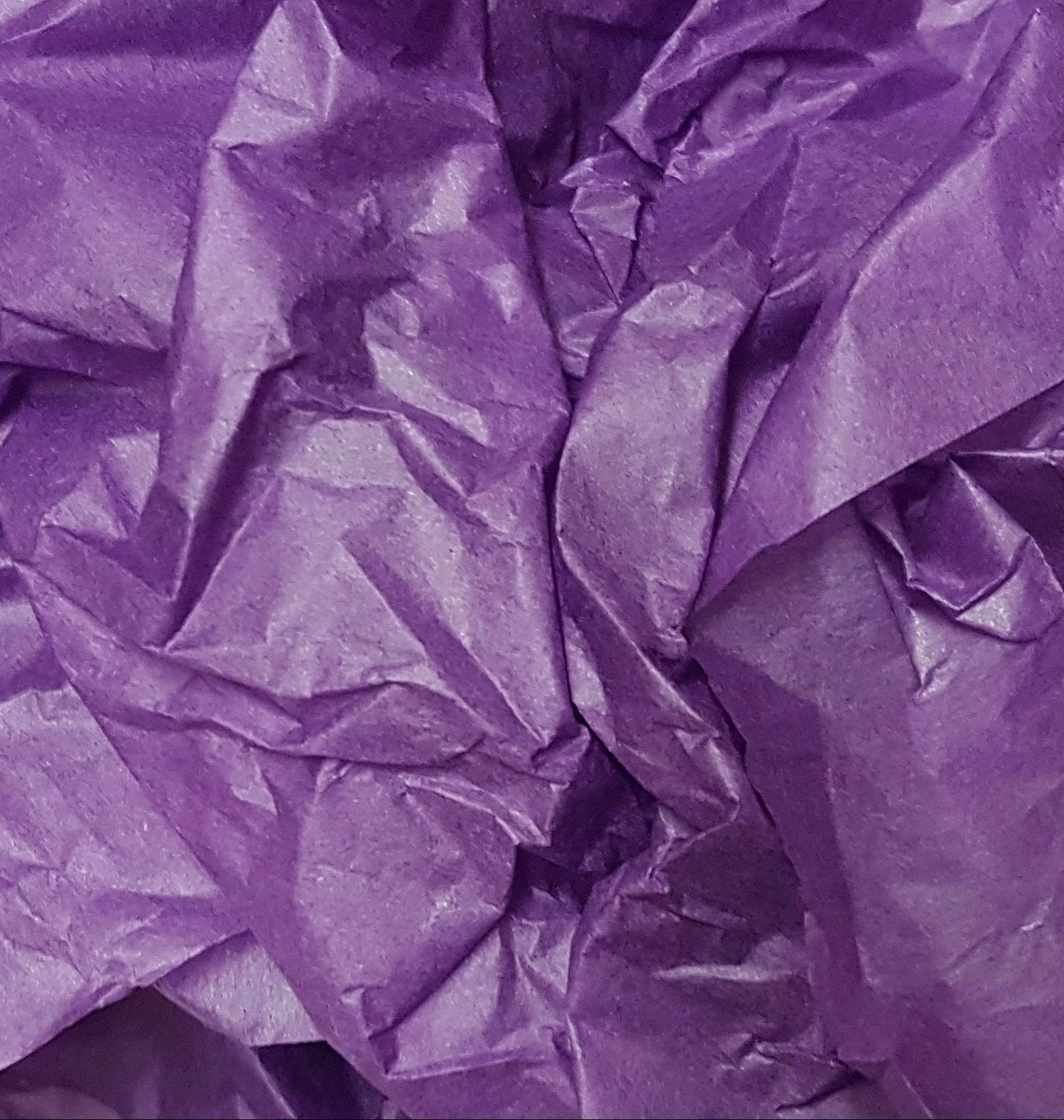 Purple Tissue Paper