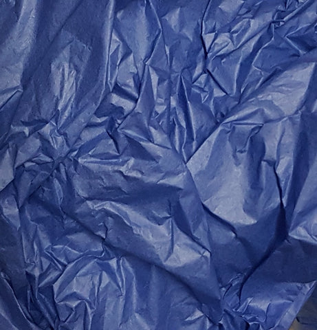 Royal Blue Trade Tissue Paper