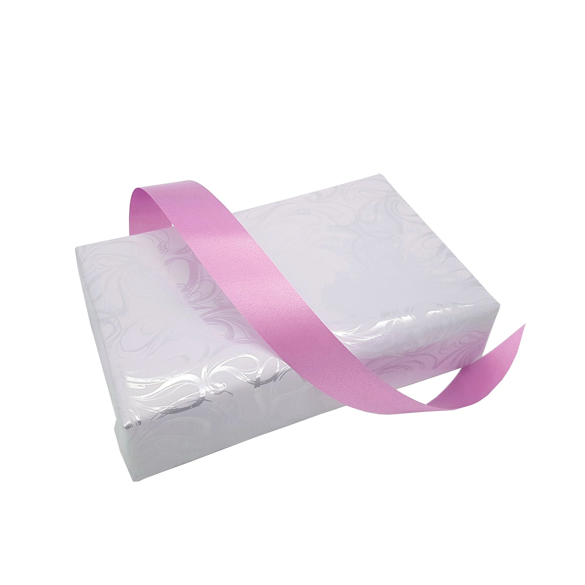 Soft sheen Lilac Easy Tear Ribbon-Light Purple Polyproylene Ribbon