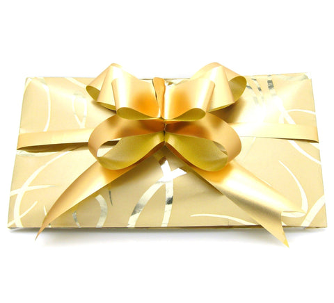 Matte Gold Gift Bag-Small Gold Gift Bag