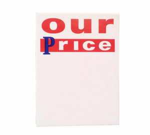 Our Price Tickets-cordinating with Summer Sale Posters