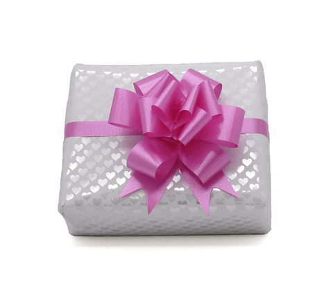 Wedding Gift Wrap-White Trade Wrapping Paper