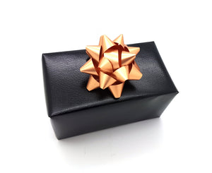 Black Counter Roll Gift Wrap-Black Luxury Trade Gift Wrap