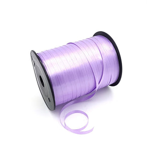Lilac Curling Ribbon-Pastel Purple Ribbon