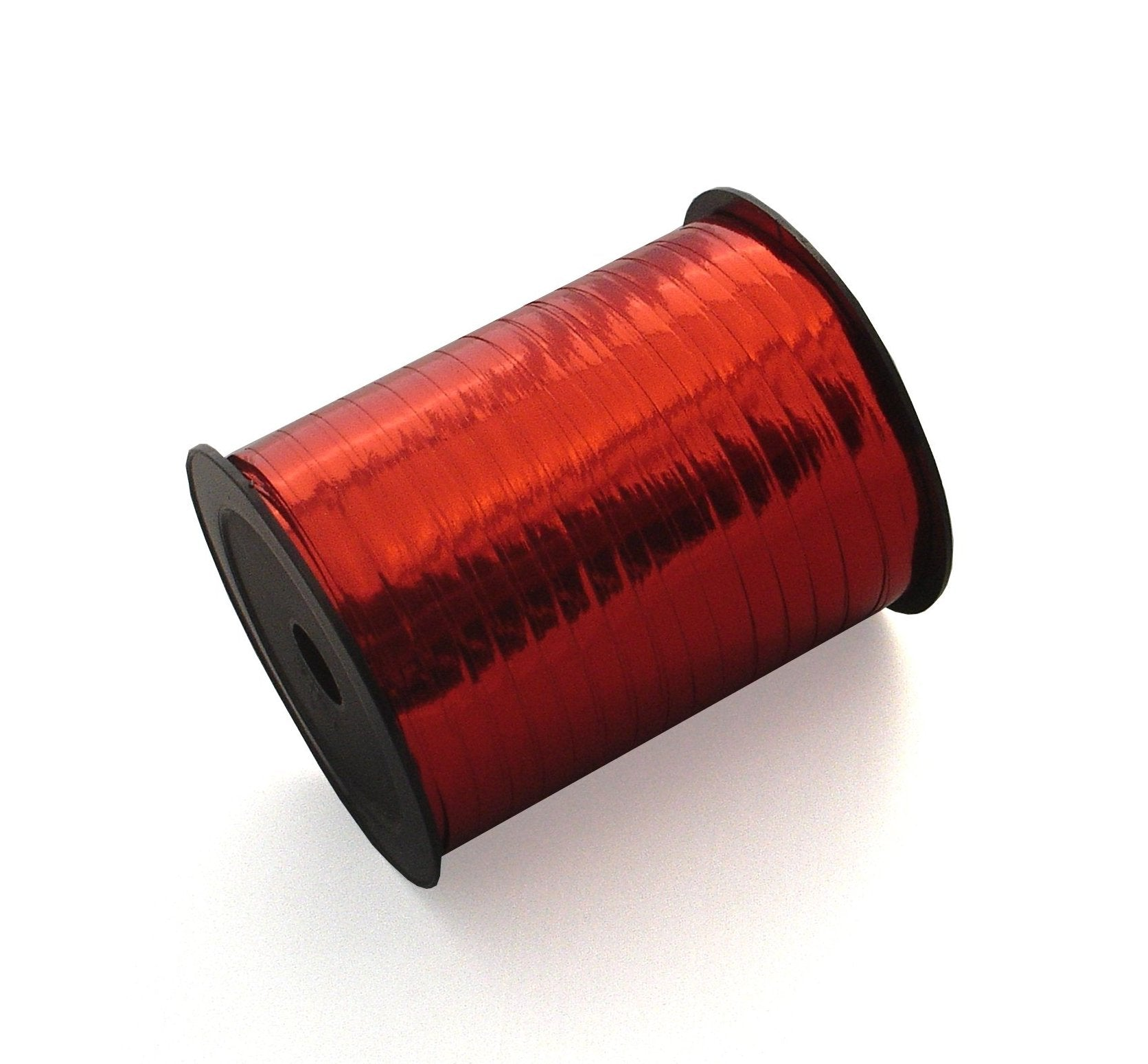 Shiny Red Curling Ribbon-Xmas Curling Ribbon