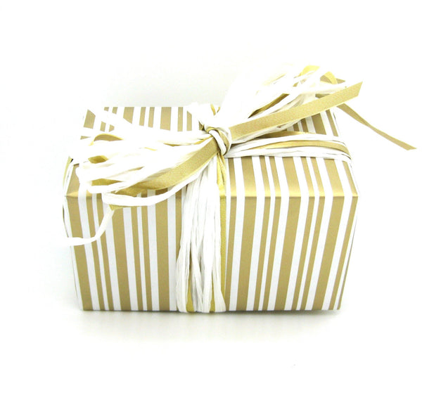 Double-sided Xmas Gift Wrap-Reversible Trade Wrapping Paper