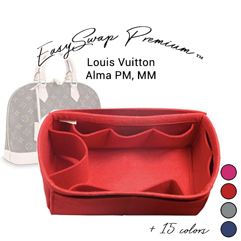 Bag Organizer For Louis Vuitton Alma PM and MM
